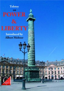 POWER AND LIBERTY — Leo Tolstoy